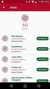Mi protección civil screenshot 3
