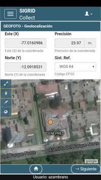 SIGRID Collect v3 apk screenshot