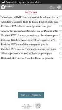 SCT Portal screenshot 1