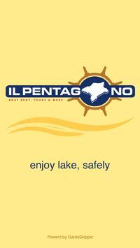 Il Pentagono poster