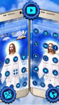 God Christ Theme screenshot 7