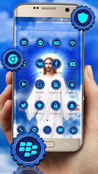 God Christ Theme screenshot 9