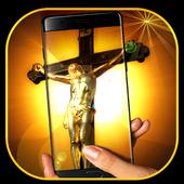 Jesus Cross Theme icon