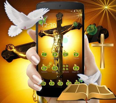 Jesus Cross Theme poster