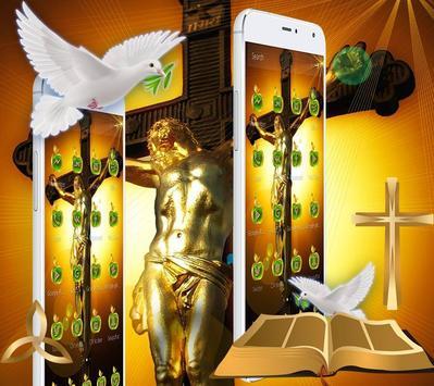 Jesus Cross Theme screenshot 1