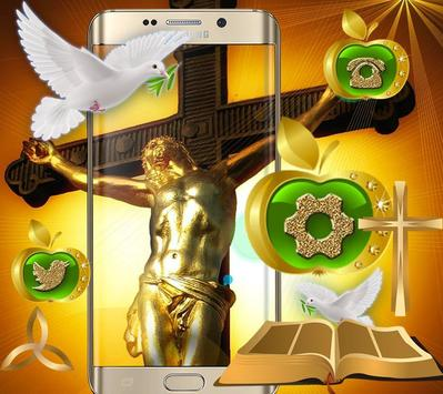 Jesus Cross Theme screenshot 2
