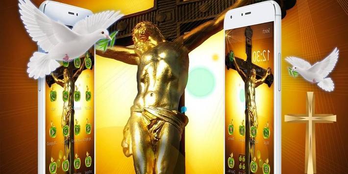 Jesus Cross Theme screenshot 3