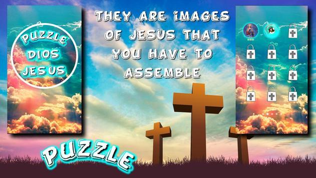 God and Jesus Puzzle apk screenshot