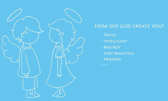 How Did God Create You? poster