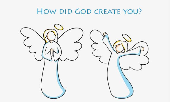 How Did God Create You? apk screenshot