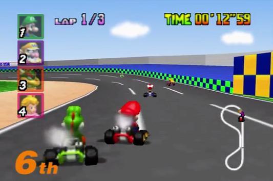 Tricks MarioKart 64 New screenshot 6