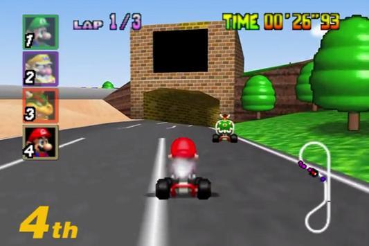 Tricks MarioKart 64 New screenshot 7