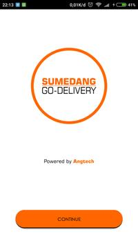 GO-DELIVERY poster