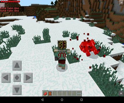 GOD mods for Minecraft PE apk screenshot