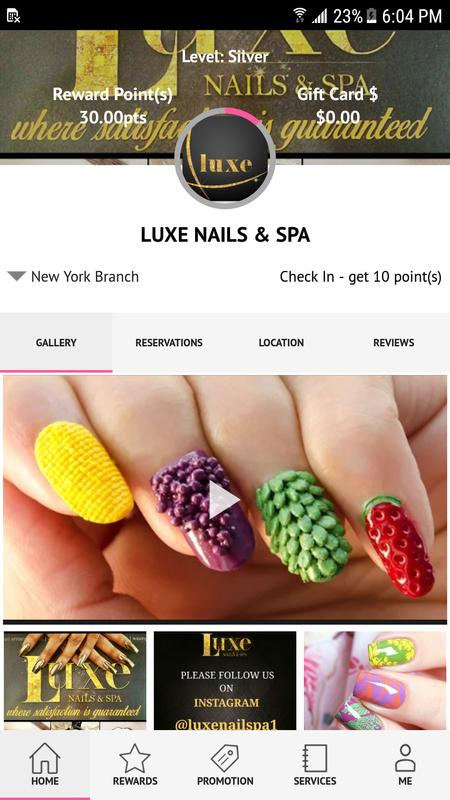 Luxe Nails & Spa (Scottsdale) for Android - APK Download