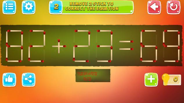 Matches Puzzles screenshot 3