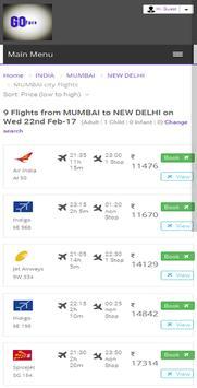 Book Flight Ticket,Bus, Hotel screenshot 2