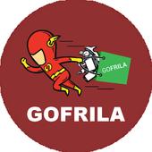 Gofrila - Delivery de Comida e Qualquer Coisa icon
