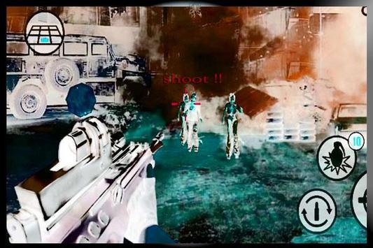 New Zombie Killer of Guide apk screenshot