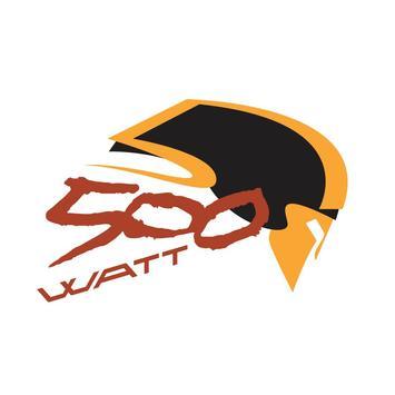 500WATT poster