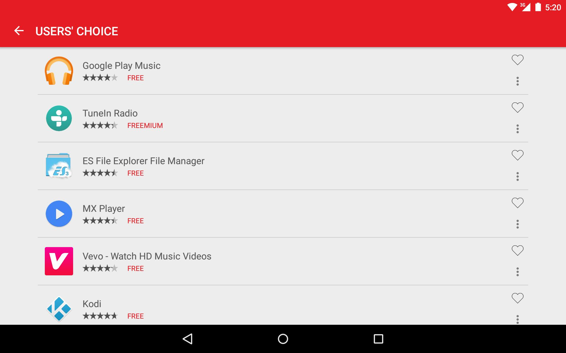 apk market for android tv