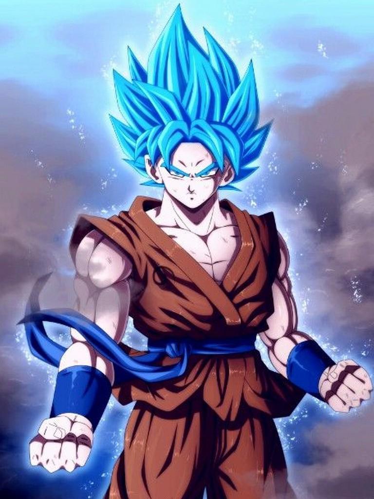 Goku Super Saiyan God Blue Wallpapers For Android Apk Download