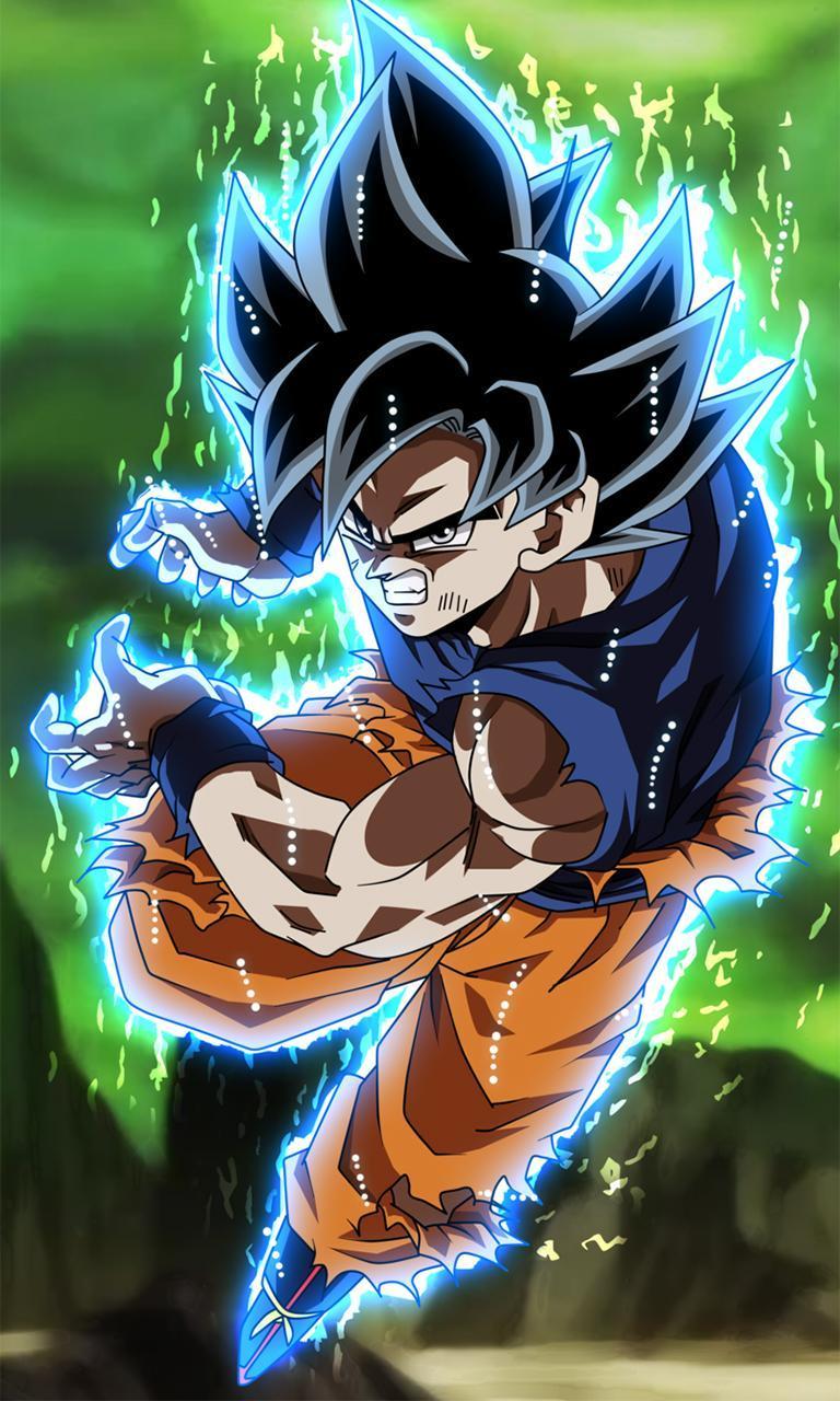 Great Goku Saiyan 3d Live Wallpaper For Android Apk Download
