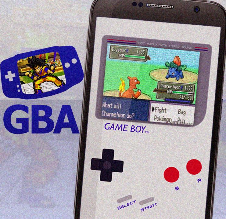Dragon GBA [ Free Android Emulator For GBA Roms ] for