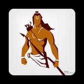 The Ramayana icon