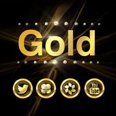 Gold Laser icon