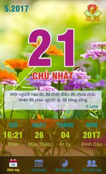 Tử Vi - Lịch - Bói Tổng Hợp apk screenshot