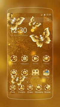 Gold Butterfly apk screenshot