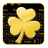 Gold Clover Sports Keyboard icon