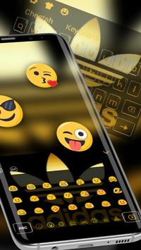 Gold Clover Sports Keyboard screenshot 7