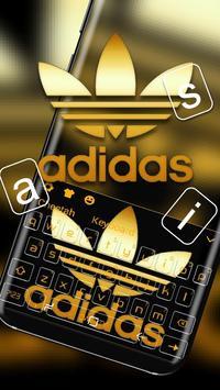 Gold Clover Sports Keyboard screenshot 1