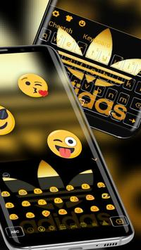 Gold Clover Sports Keyboard screenshot 2