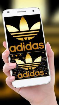 Gold Clover Sports Keyboard screenshot 3