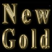 New Gold Perfume icon