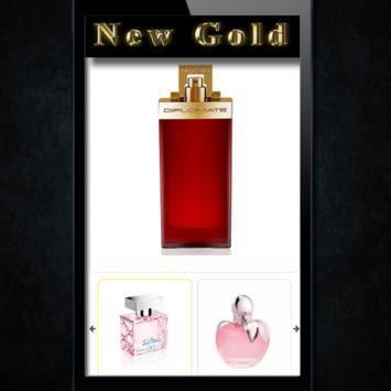 New Gold Perfume screenshot 1