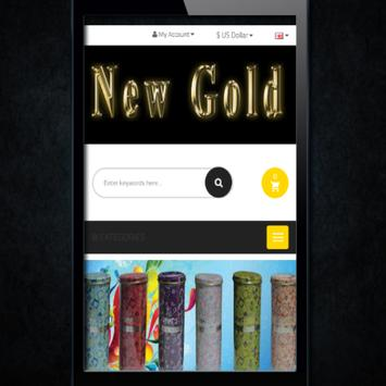 New Gold Perfume screenshot 2
