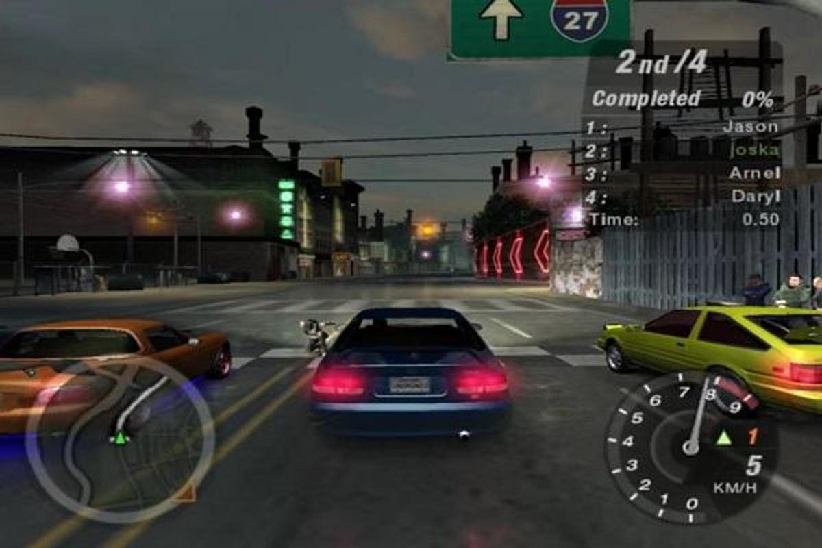 download underground 2 mod apk