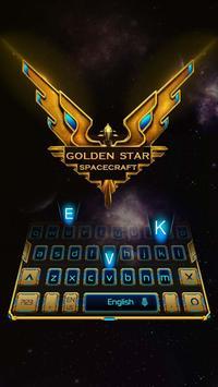 Golden Star spacecraft screenshot 1