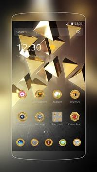 Golden 3D Business apk screenshot