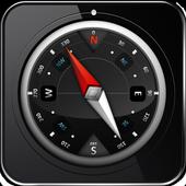 Compass Clock Pro icon