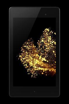 Golden Bird 3D Video LWP screenshot 2