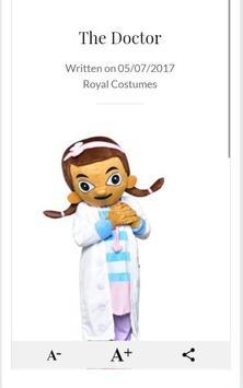 Royal Costumes screenshot 2