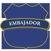 Azul Embajador icon