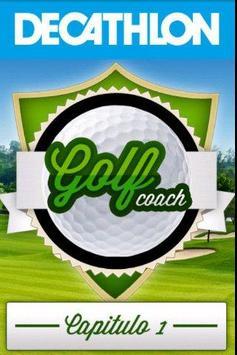 Golf Coach Decathlon poster