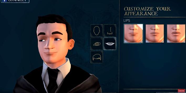 harry potter hogwarts mystery Tips poster