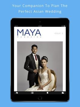 Maya Magazine - Tablet poster